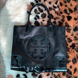 Black Tory Burch Ella tote bag (Medium)